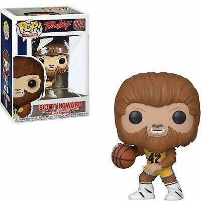 Pop Movies 3.75 Inch Action Figure Teenwolf - Scott Howard #772