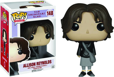 Pop Movies The Breakfast Club 3.75 Inch Action Figure - Allison Reynolds #148