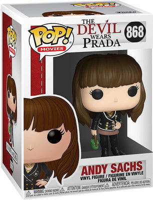 Pop Movies 3.75 Inch Action Figure The Devil Wears Prada - Andy Sachs #868