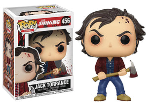 Pop Movies 3.75 Inch Action Figure The Shining - Jack Torrance with Axe #456