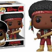 Pop Movies 3.75 Inch Action Figure The Warriors - Cochise #865