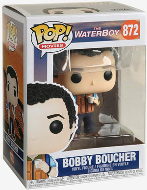 Pop Movies 3.75 Inch Action Figure The Wateboy - Bobby Boucher #872