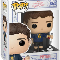 Pop Movies 3.75 Inch Action Figure To All The Boys I've Loved Before - Peter #863