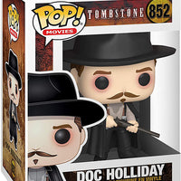 Pop Movies 3.75 Inch Action Figure Tombstone - Doc Holliday #852