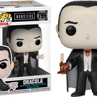 Pop Movies Universal Studios Monsters 3.75 Inch Action Figure Exclusive - Dracula #799