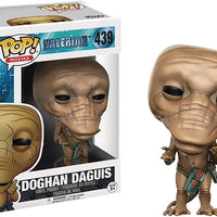 Pop Movies Valerian 3.75 Inch Action Figure - Doghan Daguis #439