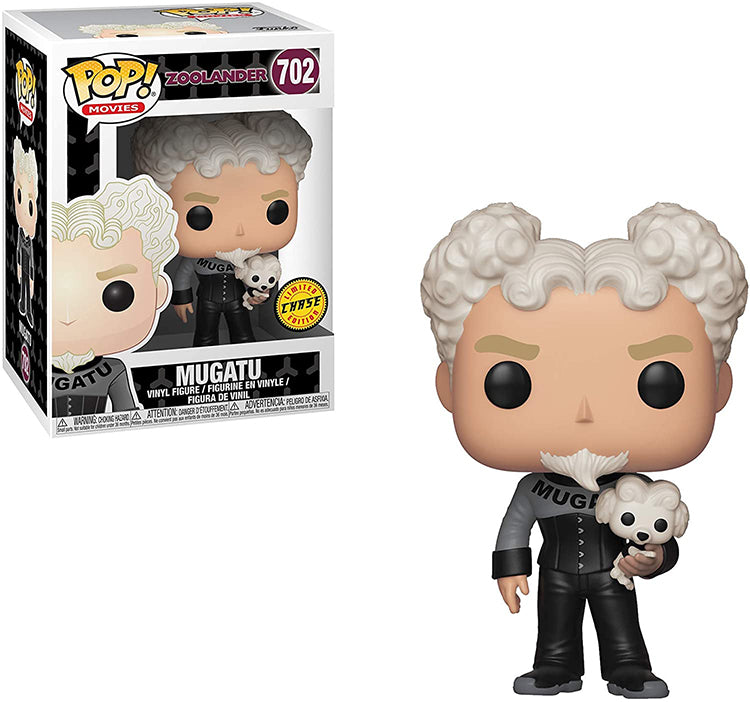 Pop Movies 3.75 Inch Action Figure Zoolander - Mugatu #702 Chase