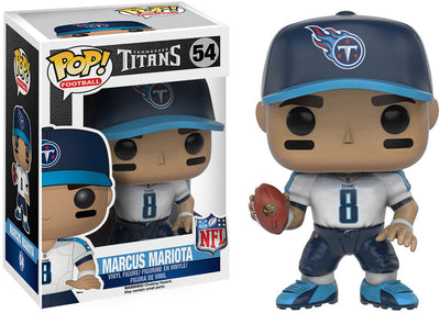 Pop NFL 3.75 Inch Action Figure Tennessee Titans - Marcus Mariota #54