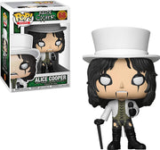 Pop Rocks 3.75 Inch Action Figure Alice Cooper - Alice Cooper #68