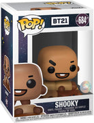 Pop Rocks 3.75 Inch Action Figure BTS - Shooky #684