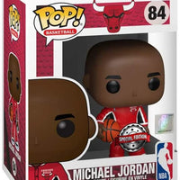 Pop Sports NBA Basketball 3.75 Inch Action Figure Chicago Bulls Exclusive - Michael Jordan #84