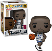 Pop Sports NBA Basketball 3.75 Inch Action Figure - Shaquille O'Neal #81