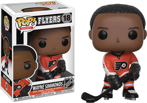 Pop Sports NHL Hockey 3.75 Inch Action Figure - Wayne Simmonds #18