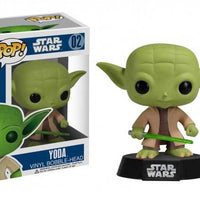 Pop Star Wars 3.75 Inch Action Figure Star Wars - Yoda #02