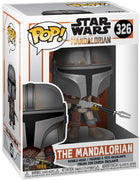 Pop Star Wars 3.75 Inch Action Figure Star Wars The Mandalorian - The Mandalorian #326