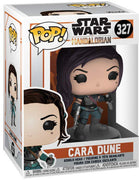 Pop Star Wars 3.75 Inch Action Figure The Mandalorian - Cara Dune #327