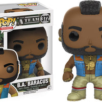 Pop Television 3.75 Inch Action Figure A-Team - B.A. Baracus #372
