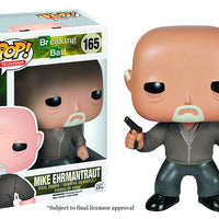 Pop Television 3.75 Inch Action Figure Breaking Bad - Mike Ehrmantraut #165