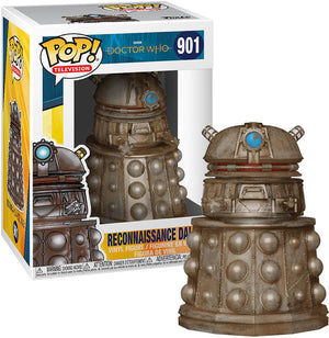 Pop Television 3.75 Inch Action Figure Doctor Who - Reconnaissance Dalek #901
