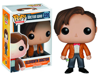 Pop Television Doctor Who 3.75 Inch Action Figure - Eleventh Doctor #220
