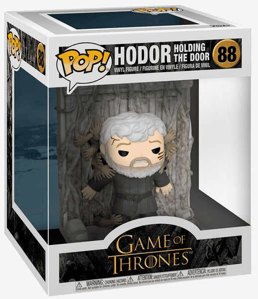 Pop Television 3.75 Inch Action Figure Game Of Thrones - Hodor Holding The Door #88