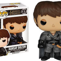 Pop Television 3.75 Inch Action Figure Game Of Thrones - Ramsay Bolton #37 Exclusive