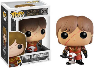 Pop Television 3.75 Inch Action Figure Game Of Thrones - Tyrion Lannister In Battle Armor #21