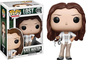 Pop Television 3.75 Inch Action Figure Lost - Kate Austen #415
