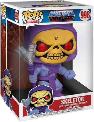 Pop Television Masters Of The Universe 10 Inch Action Figure Giant Series - Skeletor #998
