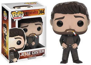 Pop Television 3.75 Inch Action Figure Preacher - Jesse Custer #364