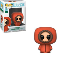 Pop Television 3.75 Inch Action Figure South Park - Kenny #16