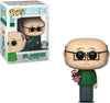 Pop Television 3.75 Inch Action Figure South Park - Mr. Garrison #18
