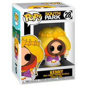 Pop Television South Park 3.75 Inch Action Figure - Kenny #28
