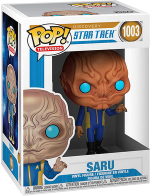 Pop Television Star Trek Discovery 3.75 Inch Action Figure - Saru #1003