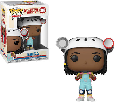 Pop Television 3.75 Inch Action Figure Stranger Things - Erica #808