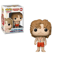 Pop Television 3.75 Inch Action Figure Stranger Things - Flayed Billy Lifeguard #844