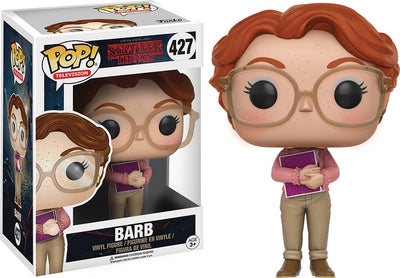 Pop Television Stranger Things 3.75 Inch Action Figure - Barb #427