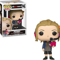 Pop Television 3.75 Inch Action Figure The Big Bang Theory - Penny #780