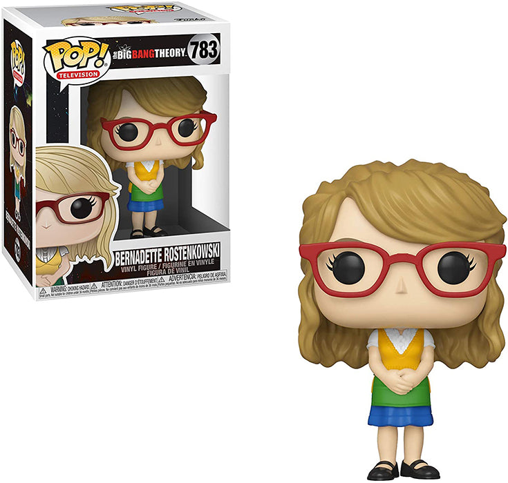 Pop Television The Big Bang Theory 3.75 Inch Action Figure - Bernadette Rostenkowski #783