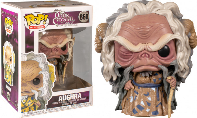 Pop Television 3.75 Inch Action Figure The Dark Crystall - Aughra #860
