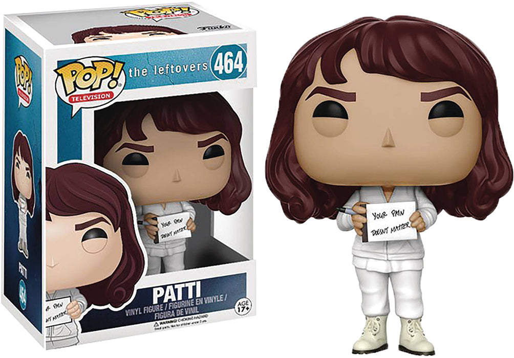 Pop Television The Leftovers 3.75 Inch Action Figure - Patti #464