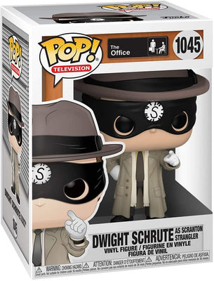 Pop Television The Office 3.75 Inch Action Figure - Dwight Schrute as Scranton Stranger #1045