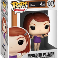 Pop Television The Office 3.75 Inch Action Figure - Meredith Palmer #1007