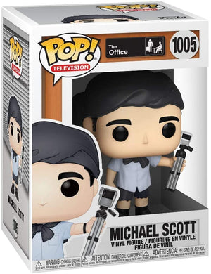 Pop Television The Office 3.75 Inch Action Figure - Michael Scott #1005