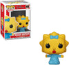 Pop Television 3.75 Inch Action Figure The Simpsons - Maggie Simpson #498