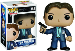 Pop Television 3.75 Inch Action Figure The X Files - Fox Mulder #183