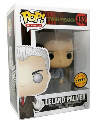 Pop Television 3.75 Inch Action Figure Twin Peaks - Leland Palmer #452 Chase