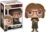 Pop Television Twin Peaks 3.75 Inch Action Figure - The LogLady #451