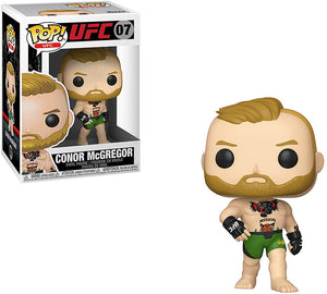 Pop UFC 3.75 Inch Action Figure UFC - Connor McGregor #07