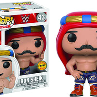 Pop WWE 3.75 Inch Action Figure WWE - Iron Sheik #43 Chase